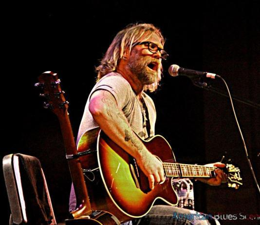 Anders Osborne at Edmonds Center of the Arts