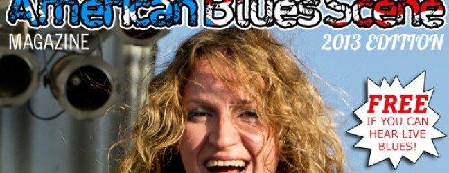 Ana Popovic American Blues Scene Cover