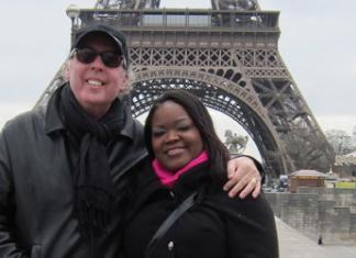 John Hahn and Shemekia Copeland in Paris FEATURED