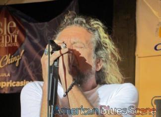 Robert Plant 2012
