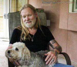 Gregg Allman With Otis Photo Matt Marshall
