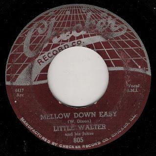 Little Walter - Mellow Down Easy