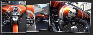 Etta Two, a 2011 Harley Street Glide, FEATURED