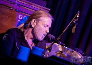 Gregg Allman at Ram's Head Onstage, Annapolis, Maryland (Photo by Joel Kinison)