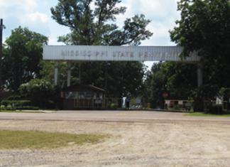 Parchman Prison Farm, outside of Tutwiler, Mississippi (Photo courtesy Bluescentric.com) FEATURED