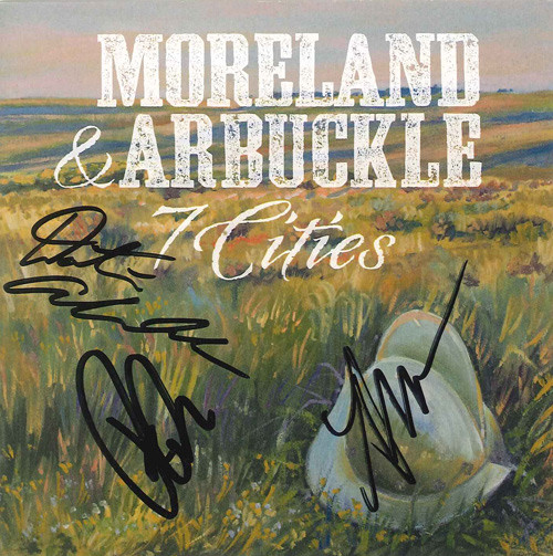 Moreland and Arbuckle signed 7cities
