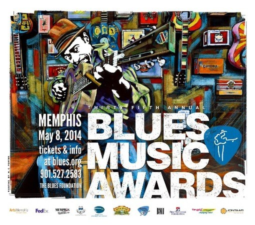 Blues Music Awards 2014