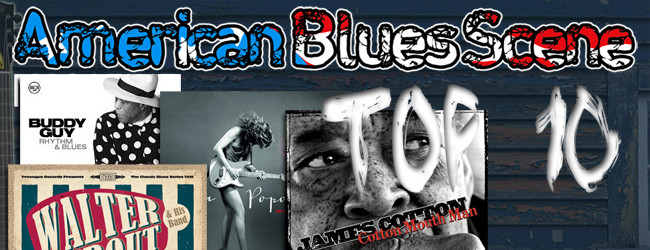 Top Ten Blues Albums of 2013