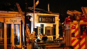 the-tail-of-the-police-helicopter-that-crashed-into-the-roof-of-the-clutha-vaults-pub-in-glasgow-no