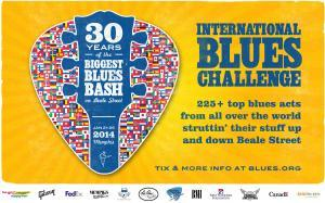 International Blues Challenge 2014