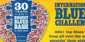 International Blues Challenge 2014 FEATURED
