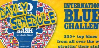 International Blues Challenge 2014 Schedule FEATURED