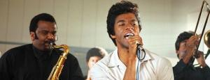 """Chadwick Boseman as James Brown in """"Get On Up"""" FEATURED"""