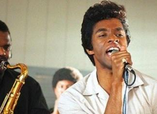 "Chadwick Boseman as James Brown in ""Get On Up"" FEATURED"