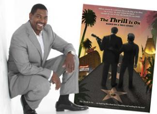 Mykelti Williamson The Thrill Is On FEATURED