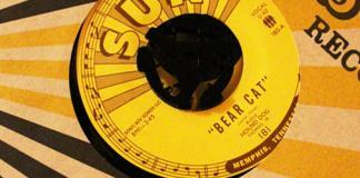 Sun Records Bear Cat FEATURED
