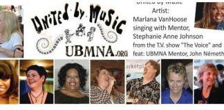 United By Music FEATURED