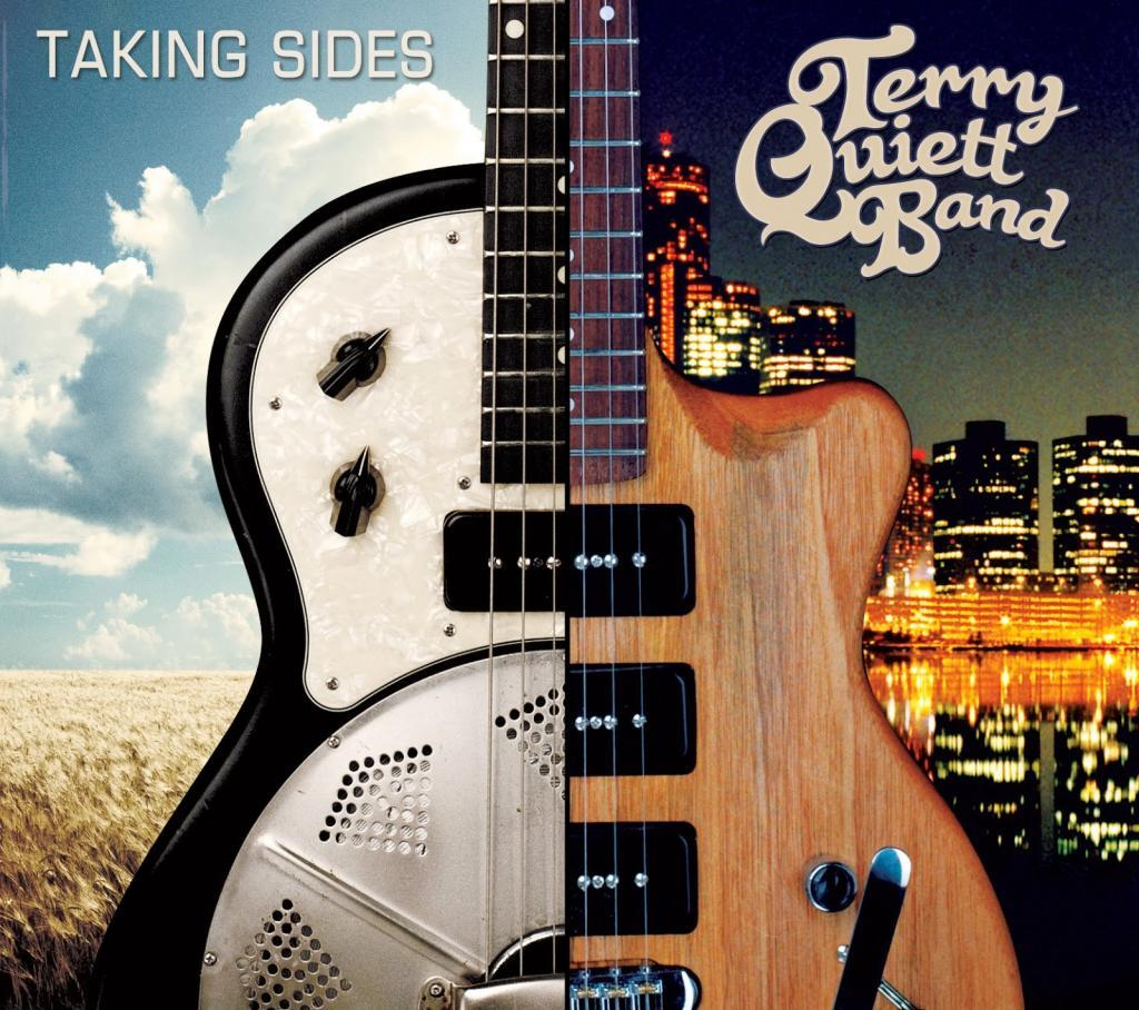 Terry Quiett Band - Taking Sides