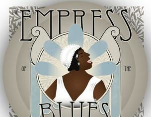"""""""The greatest blues singer in the world will never stop singing."""" - Bessie Smith"""