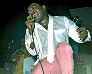 """Percy Sledge 1974 touring"" by Gene Pugh - via Wikimedia Commons -"