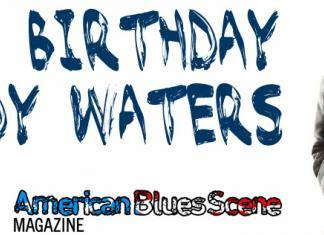 Muddy Waters Happy Birthday