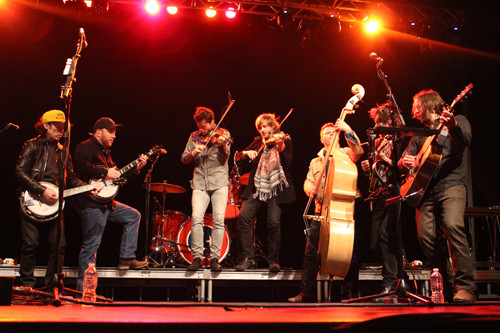Old Crow Medicine Show at Mighty Mississippi Music Festival