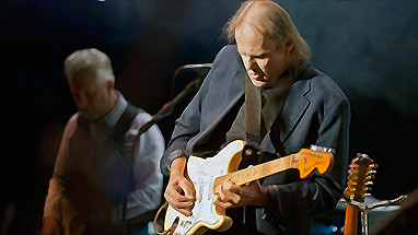 Walter Trout Is Back – Alive, Grateful, Humble, Better Than Ever