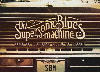 Supersonic Blues Machine's Debut album, West of Flushing South of Frisco