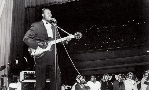 C.C. Rider the Venerator: Jimmy Reed