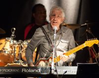John Mayall Is Enjoying Himself and Looking to the Future