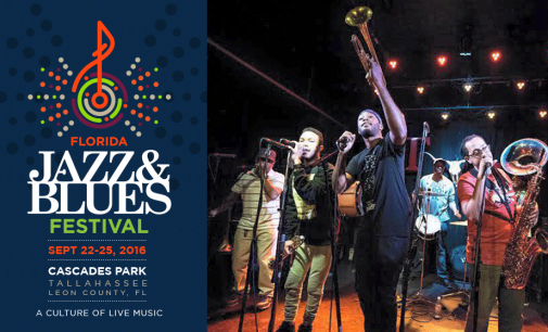 Inaugural Florida Jazz and Blues Festival Set for This Weekend