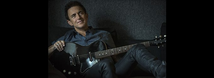 Canada's Colin James Does It Again with 'Blue Highways'