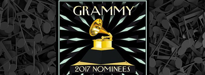 59th Annual Grammy Awards Nominees Announced