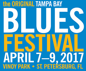 Tampa Bay Blues Fest 300×250