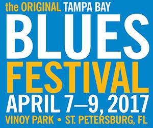Tampa Bay Blues Fest 300×250