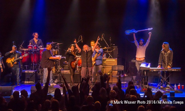 New Years Eve show at Capitol Theatre Clearwater, FL ©Capitol Theatre and Mark Weaver Photo