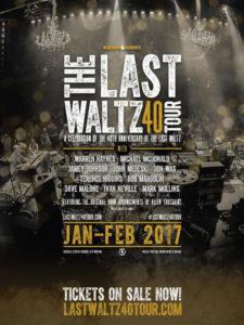 Last Waltz 40 Poster