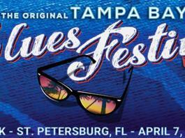 Win a $1000 Blues in the Sun Prize Package! Tampa Bay Blues Festival VIP tickets (inc. Food and FREE BEER), Blues T-Shirts from Bluescentric and more
