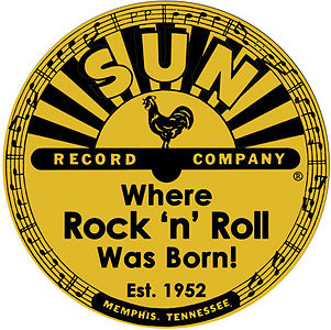 Sun Records Label American Blues Scene