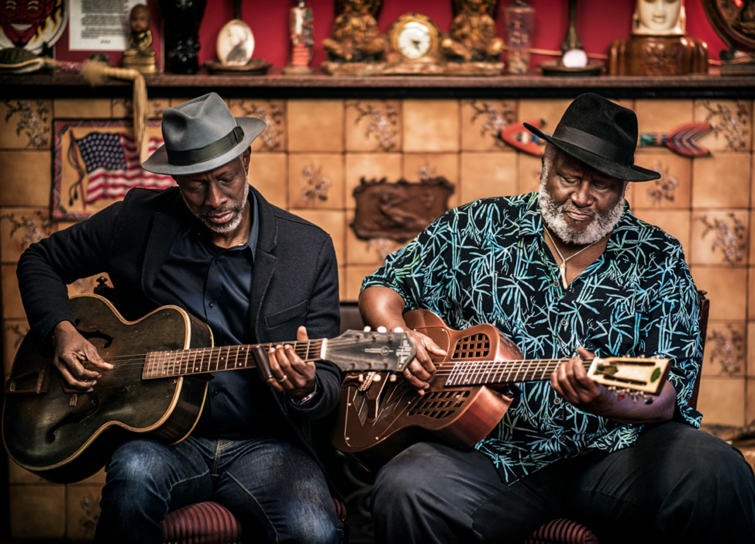 Keb' Mo' Taj Mahal_TajMo_Press_color Jay Blakesberg