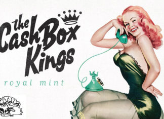 The Cash Box Kings 'Royal Mint' album cover cropped