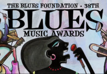 38th Blues Music Awards 2017 Logo Banner