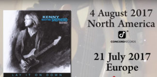 Kenny Wayne Shepherd Lay It On Down Release Dates