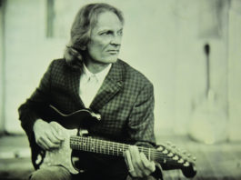 Sonny Landreth Tintype Promotional Photo by Bruce Schultz