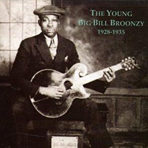 Big Bill Broonzy Album Cover The Young Big Bill Broonzy