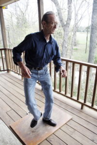 Buck Dancer Thomas Maupin Photo WPLN News Archive