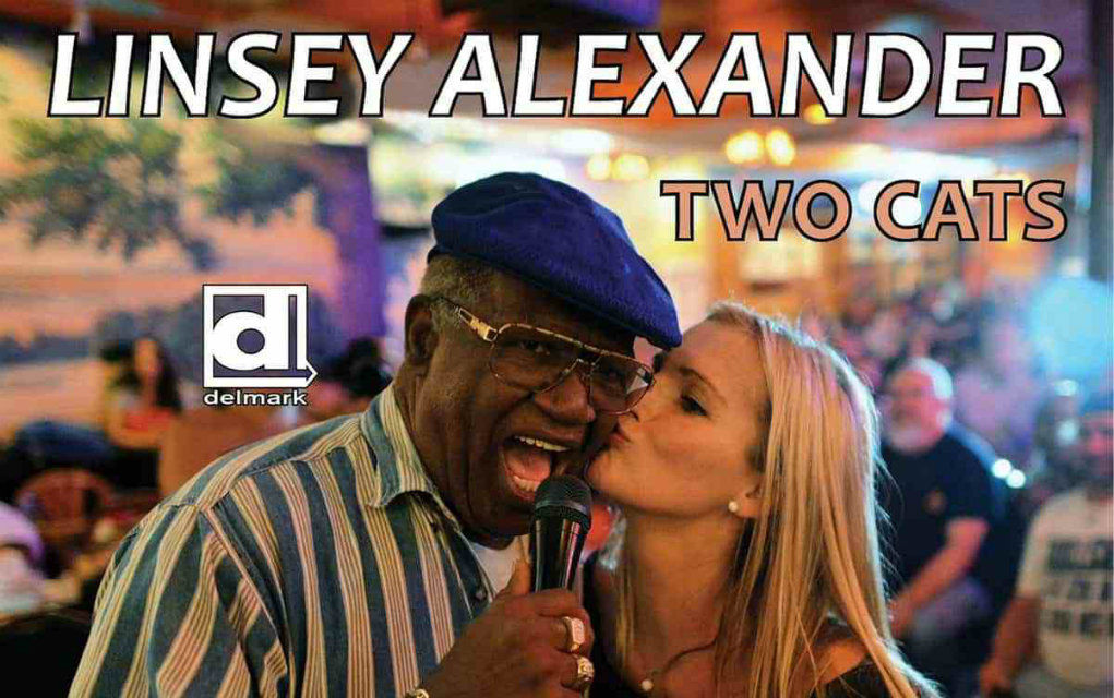Linsey Alexander Two Cats Album Cover Cropped