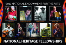 National Endowment For The Arts Heritage 2017 Collage