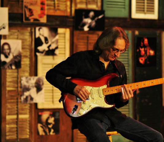 Sonny Landreth1 bluesmen by Robley Dupleix