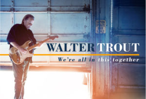Walter Trout Press Photo by Gary Moore